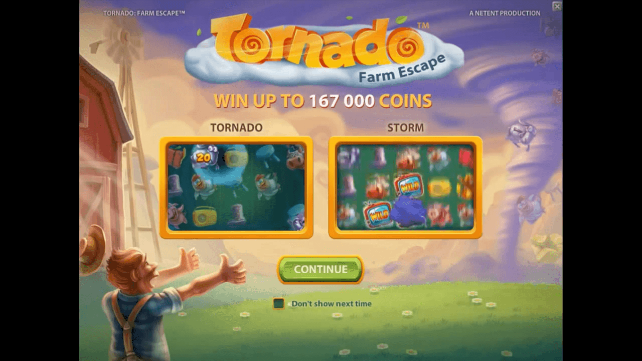 Tornado: Farm Escape 1