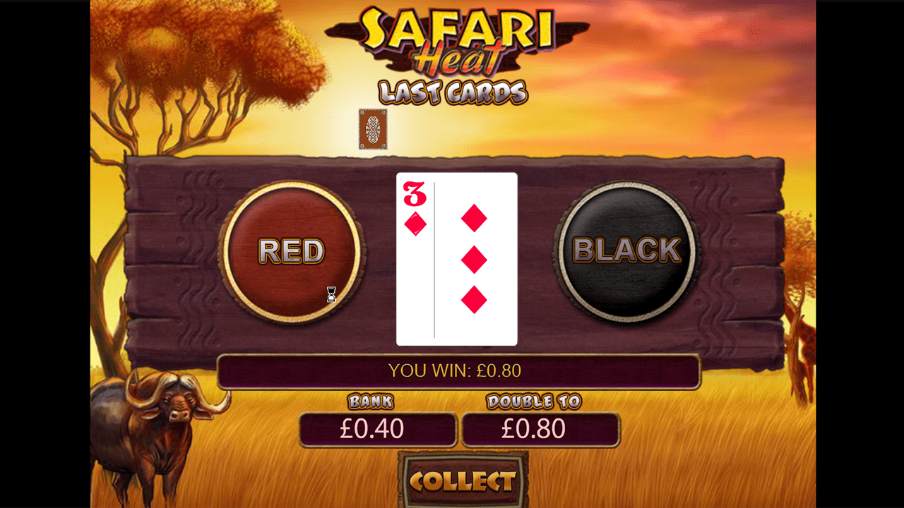 Safari Heat 6