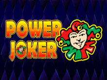 Играть в слот онлайн Power Joker